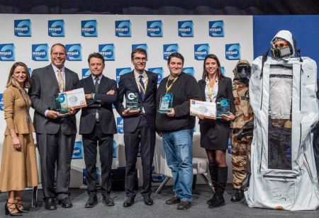 Vainqueurs Milipol Innovation Awards 2019