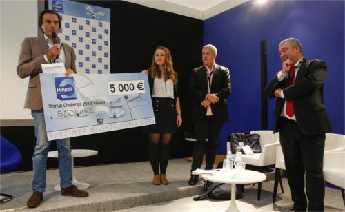 Start-up Challenge 2015 - Vainqueur Seolane Innovation