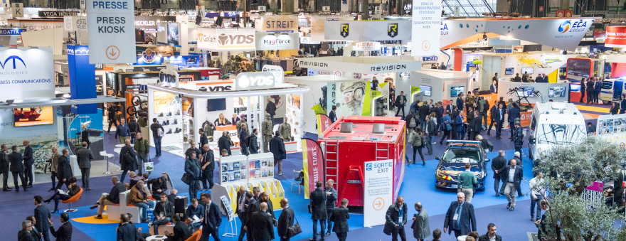 Exposants Milipol Paris 2017
