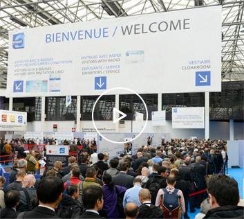 Milipol Paris 2015 en vidéo