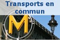 Venir à Milipol Paris en transports en commun