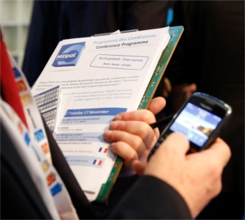 Application Mobile Milipol Paris 2017