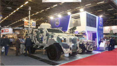 Exposants à Milipol Paris 2015