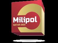 Logo Milipol Qatar 2020