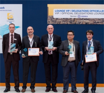 Vainqueurs Milipol Innovation Awards