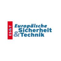 Logo Europäische Sicherheit & Technik