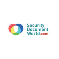 Logo Security Document World